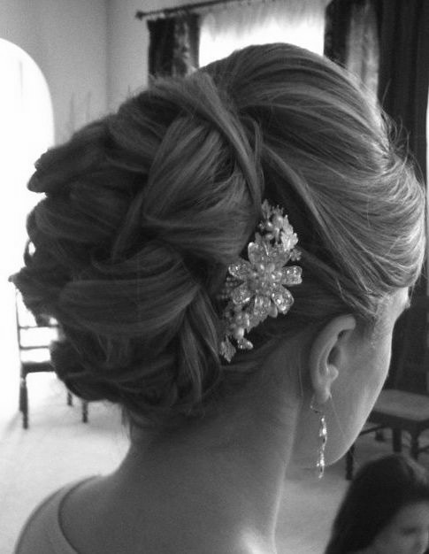 Fabulous Indian Bridal Hairstyles Updo39S 07 Zuri Hairstyle Inspiration Daily Dogsangcom