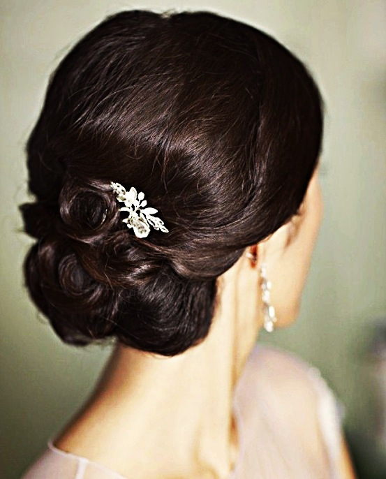Fabulous Indian Bridal Hairstyles Updo39S 28 Zuri Hairstyle Inspiration Daily Dogsangcom
